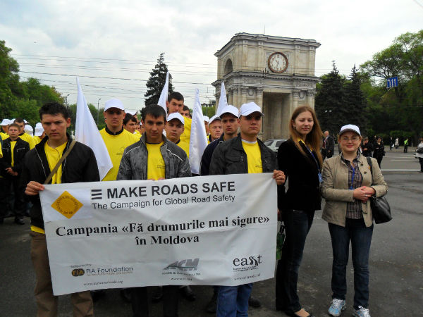 Launch event of the Decade of Action 2011-2020 in Moldova