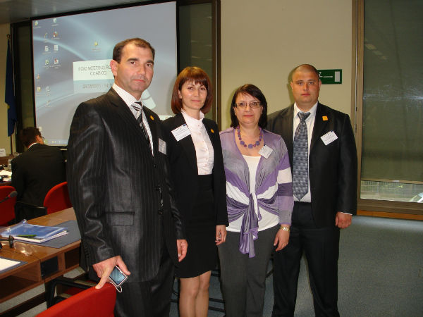"Automobile Club of Moldova participated in the Regional Working Group within the TRACECA ""Land transport safety and security» (LTSS) project, on 24-25 May 2011 in the Conference Centre of the European Commission (Borschette), Brussels, Belgium"