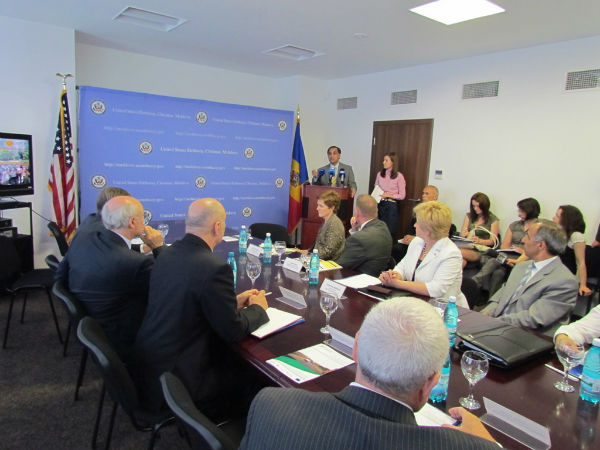 An investment plan for the improvement of Moldovan roads – iRAP final results