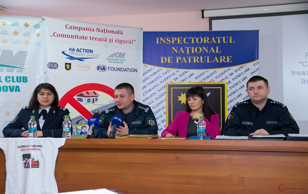 "Presentation of the ""Sober and Safe Villages"" project's results"